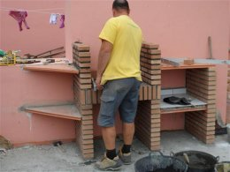 Barbecue construction