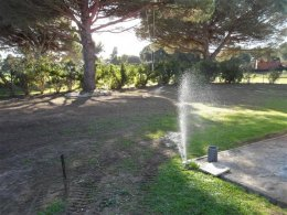 Garden Irrigation repair