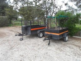 Selection of trailers to service requirments