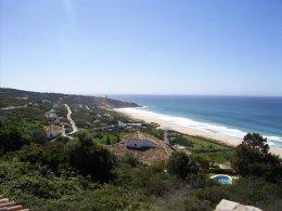 The Costa de la Luz and blue skies