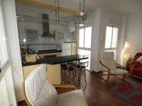 Open plan kitchen /lounge